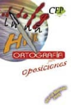 Permacultivo.es Ortografia Para Oposiciones Image