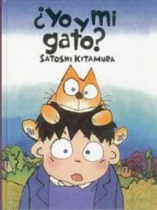 ¿yo y mi gato?-satoshi kitamura-9789681662349