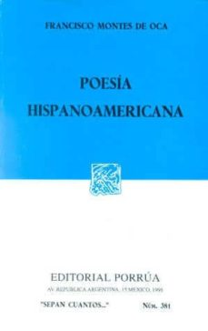 Encuentroelemadrid.es Poesia Hispanoamericana Image