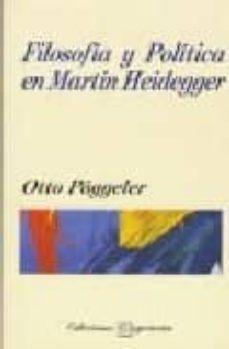Padella.mx Filosofia Y Politica En Martin Heidegger Image