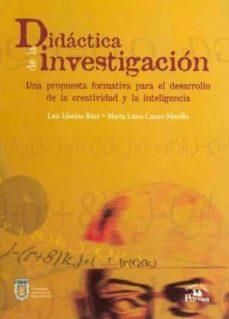 Lofficielhommes.es Didactica De La Investigacion Image