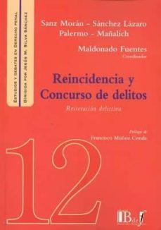 Padella.mx Reincidencia Y Concurso De Delitos: Reiteracion Delictiva Image