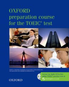 oxford preparation  course for toeic test n/e pack-9780194564359