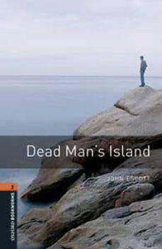 obl2 dead man s island book with mp3 audio download-john escott-9780194620659
