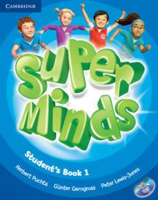 Descargar SUPER MINDS LEVEL 1 STUDENT S BOOK WITH DVD-ROM gratis pdf - leer online