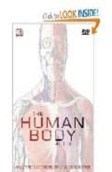the human body book-steve parker-9780756628659