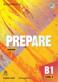Descargar PREPARE LEVEL 4 WORKBOOK WITH AUDIO DOWNLOAD  PAPERBACK - 4 APR 2019 gratis pdf - leer online