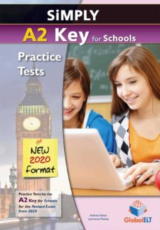Descargas de libros electrónicos gratis para iPad 2 SIMPLY A2 KEY FOR SCHOOLS 2020 FORMAT SELF STUDY EDITION PDB DJVU
