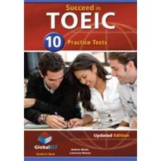 Descarga gratuita de libros electrónicos epub SUCCEED IN TOEIC - 10 PRACTICE TESTS - TB 9781904663959 de