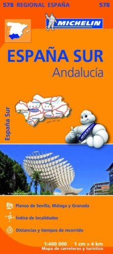mapa regional andalucia-9782067184459
