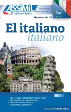 Descarga gratuita de libros isbn ITALIANO: MÉTODO DE APRENDIZAJE DEL ITALIANO PARA HISPANOS  9782700507959