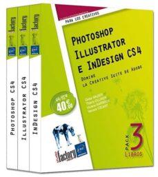 Inmaswan.es Photoshop Illustrator E Indesign Cs4 (Pack 3 Libros) Image