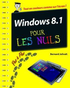 windows 8.1 pas à pas pour les nuls (ebook)-9782754055659