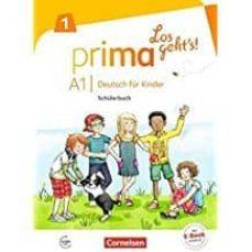 Libros en línea descargar pdf gratis PRIMA LOS GEHT S A1.1 LIBRO DE CURSO de LUIZA CIEPIELEWSKA-KACZMAREK CHM iBook