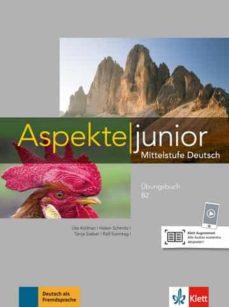 Descargar libros gratis en línea nook ASPEKTE JUNIOR B2 EJERCICIOS+AUDIO ONLIN