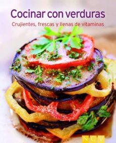 Emprende2020.es Cocinar Con Verduras (Minilibros De Cocina) (Nueva Ed.) Image