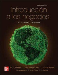 Curiouscongress.es Introduccion A Los Negocios 7ª Ed. Image