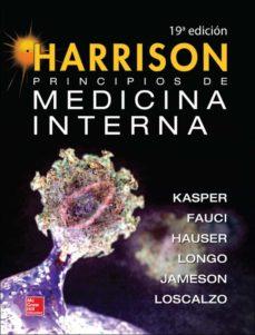 harrison. principios de medicina interna, 2 volúmenes (19ª ed)-9786071513359