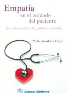 Descarga gratuita de libros electrónicos de Google EMPATIA EN EL CUIDADO DEL PACIENTE in Spanish PDB FB2 ePub 9786074482959 de HOJAT MOHAMMADREZA
