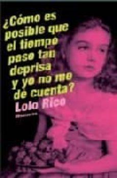Inciertagloria.es ¿Como Es Posible Que El Tiempo Pase Tan Deprisa Y Yo No Me De Cue Nta? Image