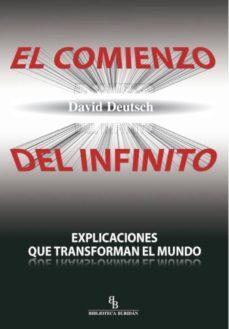 Costosdelaimpunidad.mx El Comienzo Del Infinito: Explicaciones Que Transforman El Mundo (Biblioteca Buridan) Image