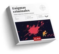 Valentifaineros20015.es Enigmas Criminales Para Mentes Perspicaces (Cuadrados De Diversion) Image