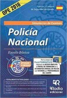 Bressoamisuradi.it Policía Nacional. Simulacros De Exame Image