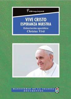 Encuentroelemadrid.es Vive Cristo, Esperanza Nuestra Image