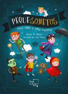 peque - sonetos - para niñas y niños inquietos-victor r. alfaro-9788417284459