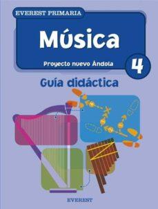 Inmaswan.es Música 4º Primaria. Guía Didáctica. Proyecto Nuevo ÁNdo Image