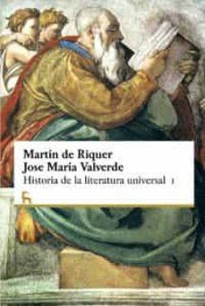 Valentifaineros20015.es Historia De La Literatura Universal 1 Image