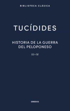 Chapultepecuno.mx Historia De La Guerra Del Peloponeso Iii-iv Image