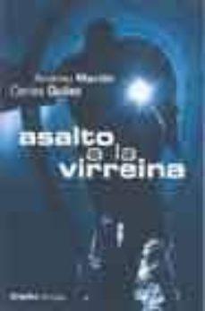 asalto a la virreina-andreu martin-carles quilez-9788425338359