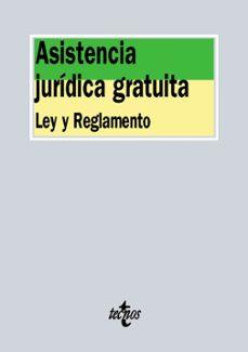 Lofficielhommes.es Asistencia Juridica Gratuita: Ley Y Reglamento Image