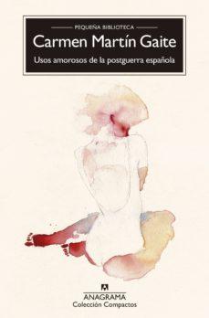 Mrnice.mx Usos Amorosos De La Postguerra Española Image