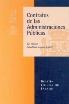 Ironbikepuglia.it Contratos De Las Administraciones Publicas (22ª Ed.) Image