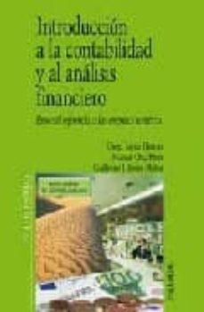 Lofficielhommes.es Introduccion A La Contabilidad Y Al Analisis Financiero. Especial Referencia A Las Empresas Turisticas Image