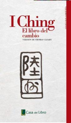 i ching (edicion especial casa del libro)-thomas cleary-9788441436459