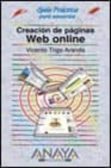 Descargar CREACION DE PAGINAS WEB ONLINE gratis pdf - leer online