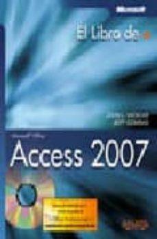 Garumclubgourmet.es El Libro De Access 2007 (Incluye Cd-rom) Image