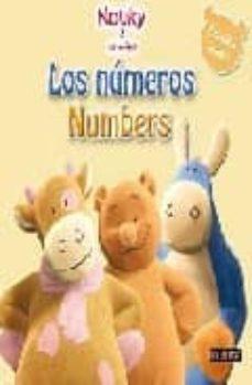Titantitan.mx Los Numeros = Numbers (Nouky Y Sus Amigos) (Ed. Bilingüe Español- Ingles) Image