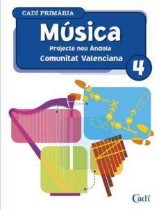 Emprende2020.es Musica 4º Primaria. Projecte Nou Andola. Comunitat Valenciana Image