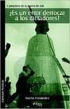 Geekmag.es ¿Es Un Error Derrocar A Los Dictadores?: A Proposito De La Guerra De Irak Image