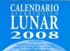 Geekmag.es Calendario Astrologico Lunar 2008 Image