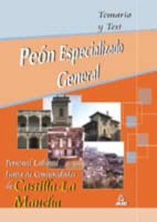 Permacultivo.es Peon Especializado General. Personal Laboral Junta De Comunidades De Castilla-la Mancha: Temario Y Test Image