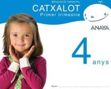 Asdmolveno.it Catxalot 4 Anys. Primer Trimestre. Comunidad Valenciana Educación Infantil 3-5 Años Image