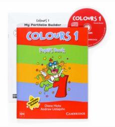 Followusmedia.es Colours 1º: Student S Book (1º Educacion Primaria) Image