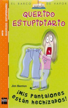Geekmag.es ¡Mis Pantalones Estan Hechizados! (Querido Estupidiario) Image