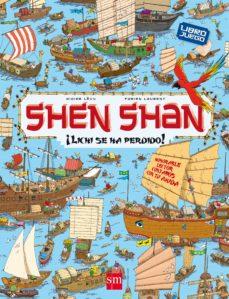 Titantitan.mx Shen Shan ¡Lichi Se Ha Perdido! Image