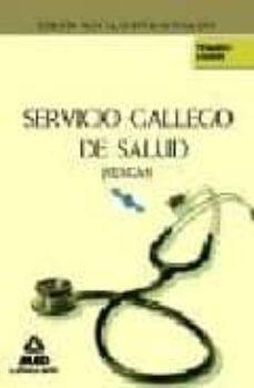 Valentifaineros20015.es Servicio Gallego De Salud. Temario Comun Image